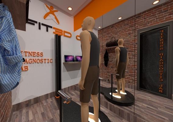interior design of shop