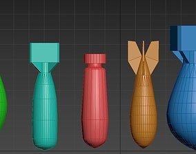 Nuclear Bombs 3D