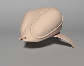 3D printable model sciMantis-fighter