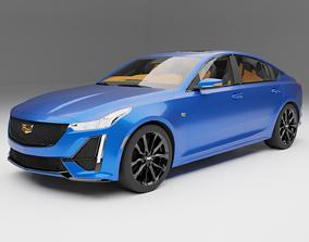 Cadillac CT5 V 2020 3D model