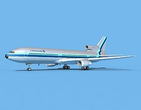 Lockheed L-1011 Eastern Airlines 2 3D