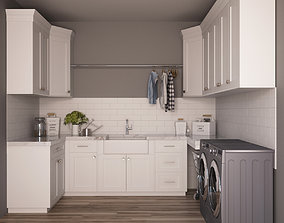 Laundry I Collection 13 3D model