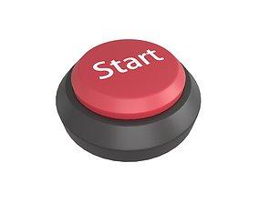 3D asset Start Button V1 004