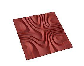 Tileable 3D Relief SB28 for CNC