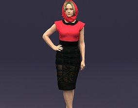 3D Third woman 0428