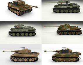 Eastern Front Armor Pack v2 3D model
