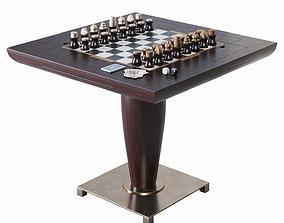 Promemoria Bassano da gioco Game table 3D model
