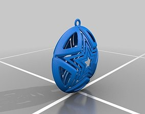 3D print model Star Holiday Ornament