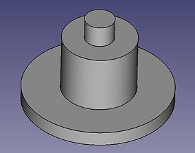 3D printable model Platinen Abstandshalter Spacer