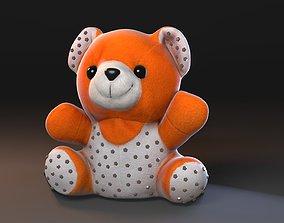 Plush Bear 3D