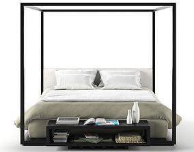 Alcova Bed 3D model