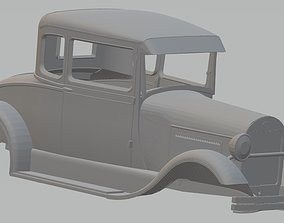 Model A Printabel Body Car