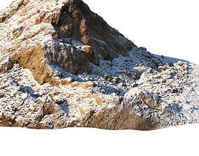3D Clay pile various