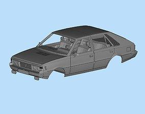 FSO Polonez 1500 borewicz Printable Body 3D model print