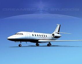 Dassault Falcon 2000 V04 3D