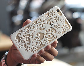 3D print model Flora Iphone 6 Plus Case