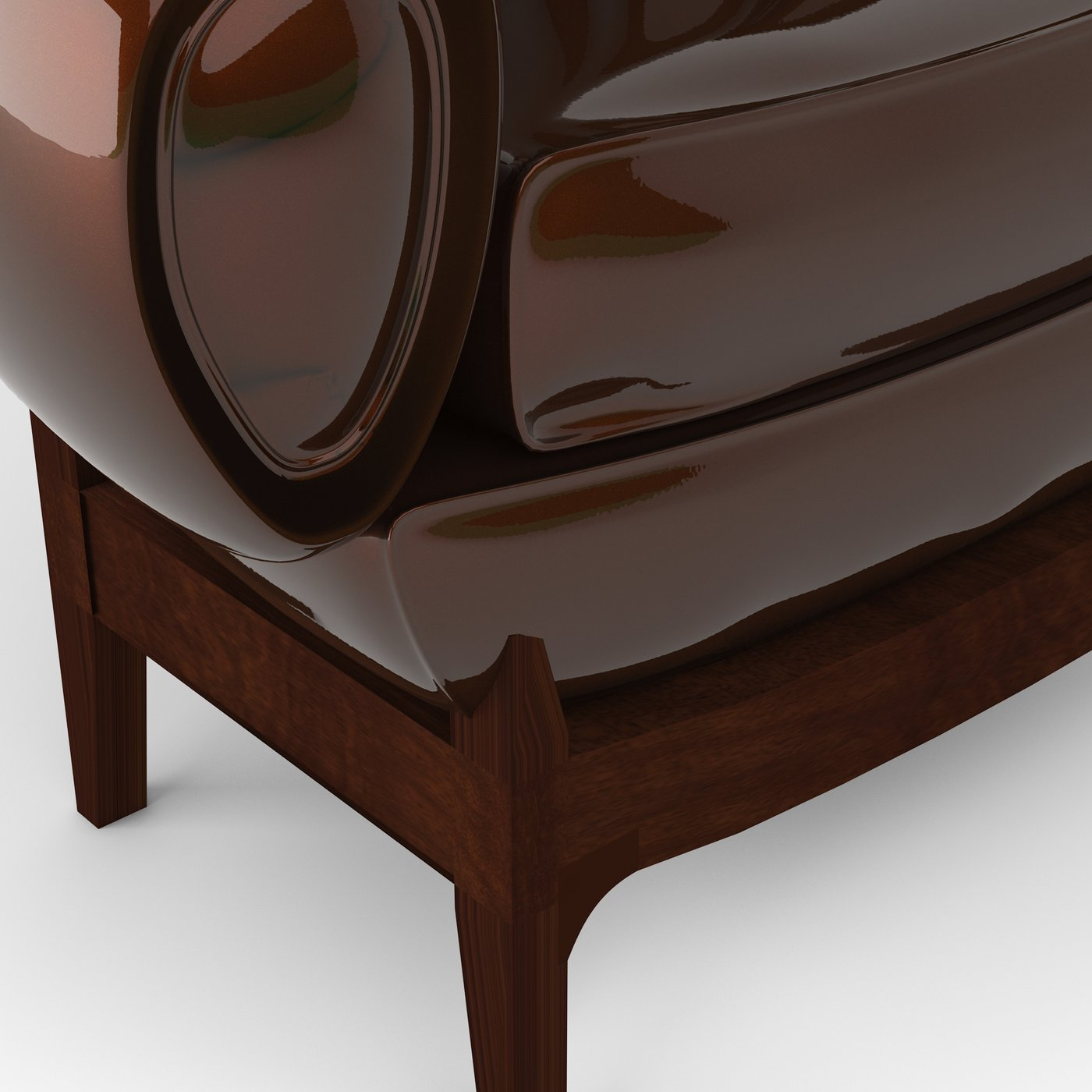 Luxury-Leather-Chair-Design-Materials-Lights-Rendering-3DSMAX 3D model