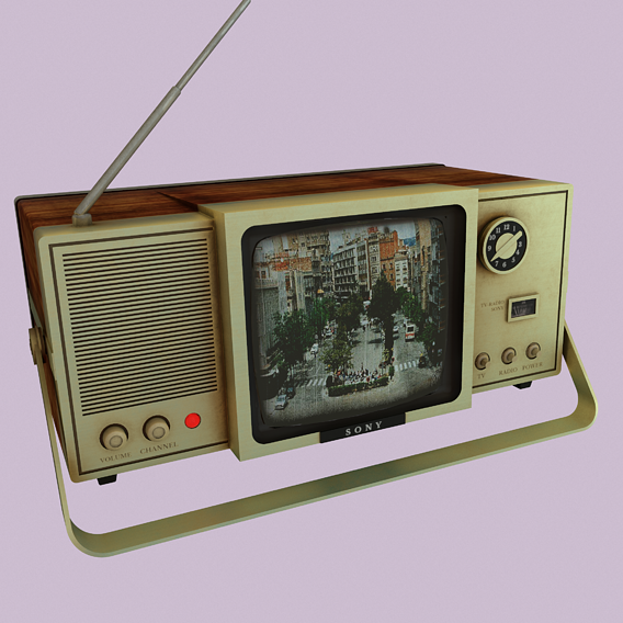 TV-Radio SONY