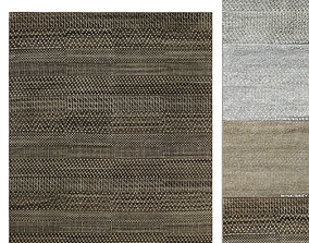 3D model Neva Rug RH carpet