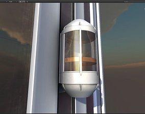 3D model Shuttle elevator realtime scene