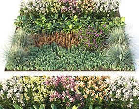3D model Flowerbed 3