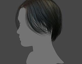 game hair 3D