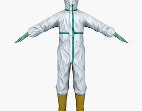 3D model Protective Clothes