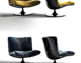 Baxter Marilyn Chair 3D model