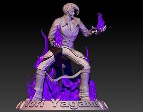 Iori Yagami 3D print model