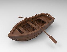 ship boat 3D printable model