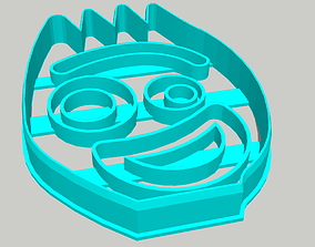 3D printable model Toy Story Forky Cookie Cutter