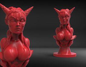 Ice Cream Demon 3D print model