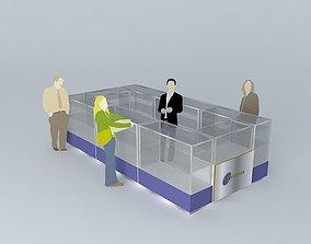 3D Storefront