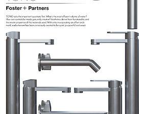 3D TONO Foster plus Partners