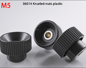 M5 06091-01-K1473 Raendelschrauben 3D printable model 2