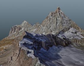 3D Matterhorn