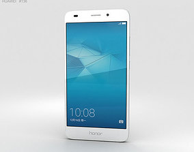 touchscreen Huawei Honor 5c Silver 3D