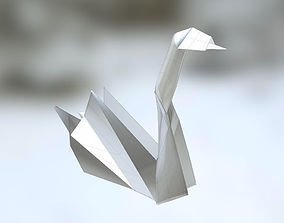 How to make origami box easy step by swan 3ds