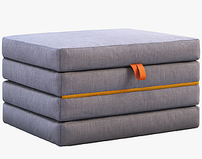 Ikea Slakt Mattress 3D