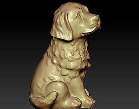 3D print model puppy