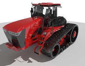 Scraper Tractor Crawler 3D model