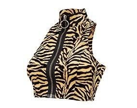 Tiger Top 3D