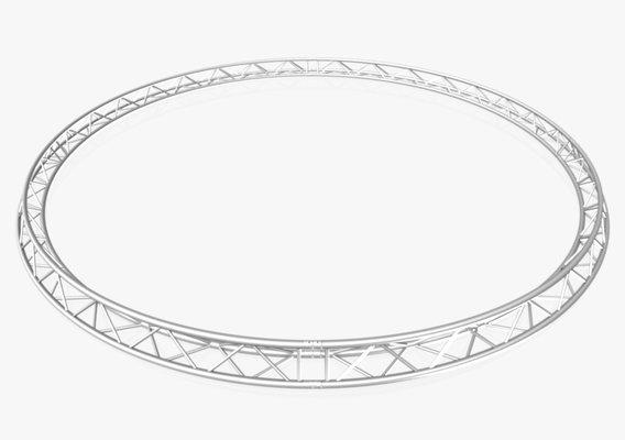 Circle Triangular Truss (Full diameter 600cm)