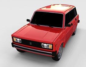 3D Lada Riva rev