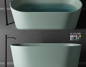 3D model Nic Design Bay Bathtub