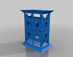 RCS Angel Weave Night Light 3D print model