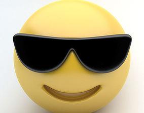 EMOTICON sunglasses 3D model