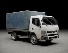 Mitsubishi Fuso 3D model