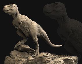 Tyrannosaurus Rex Sculpt 3D print model