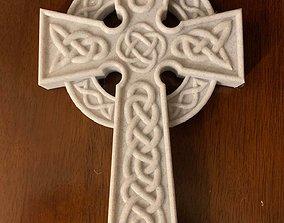 3D print model antique cross Celtic Cross